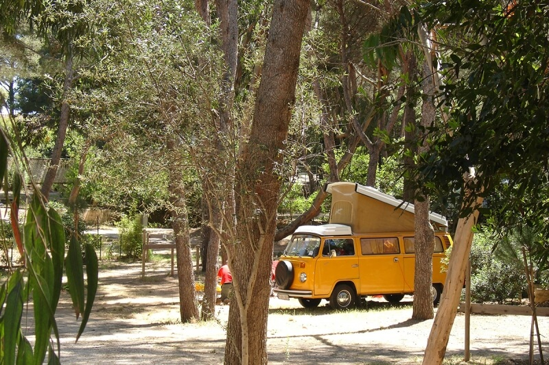 Camping Giens Camping Olbia pitches